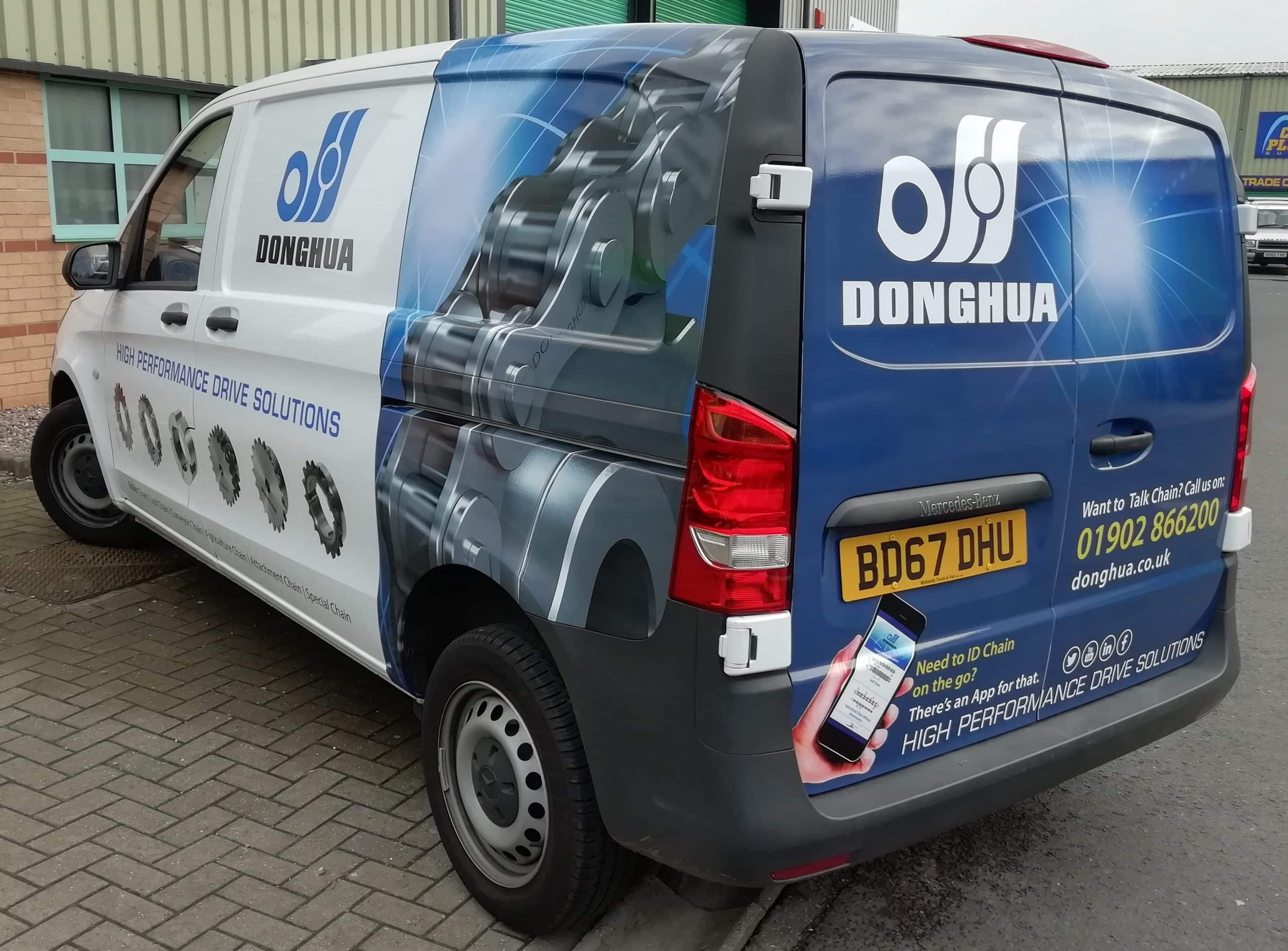 Van Graphics Telford 5