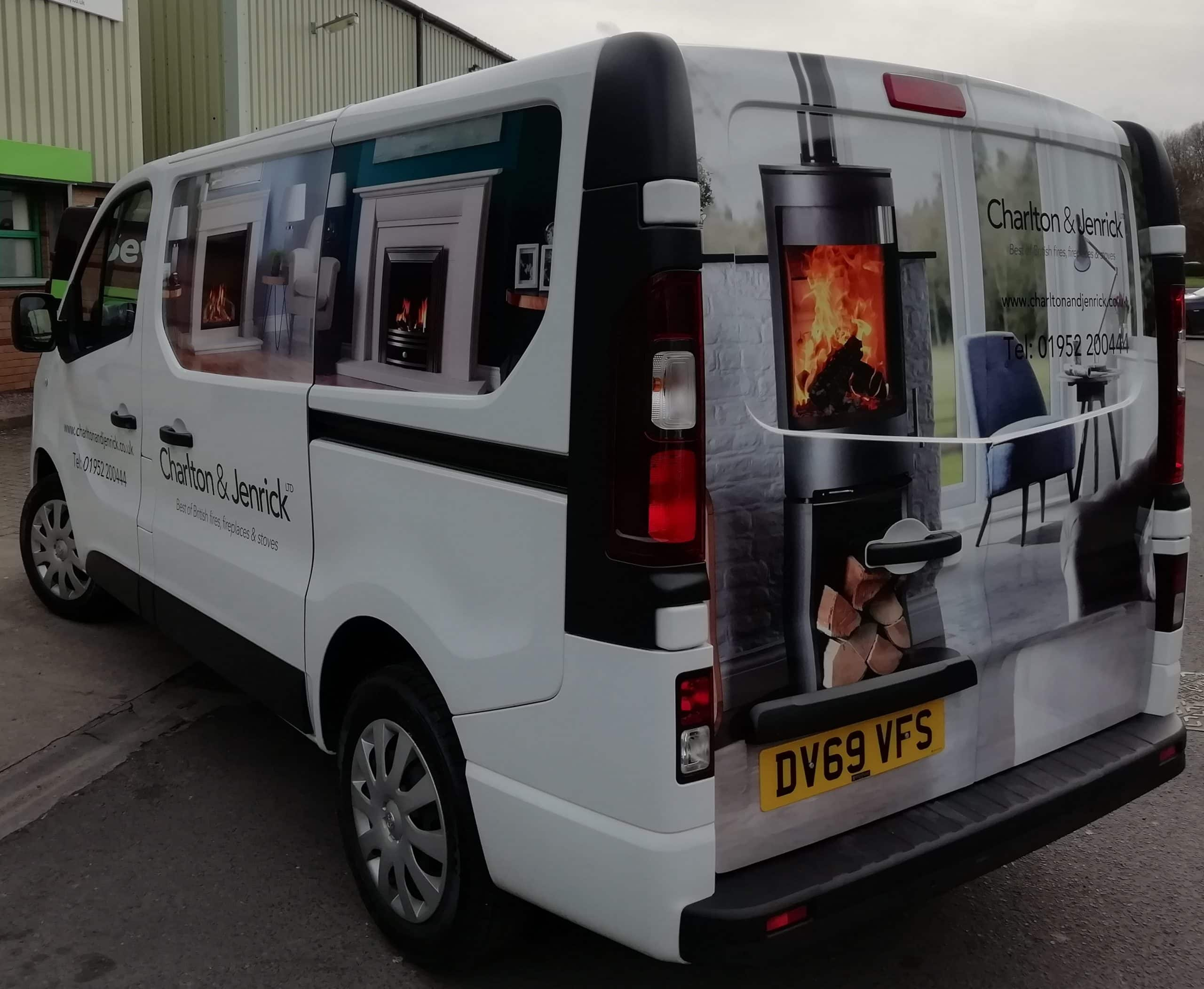 Van Graphics Telford